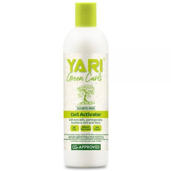 Yari Green Curls Garbanų Aktyvatorius