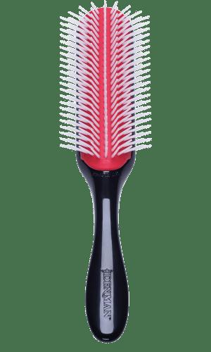 Denman D4 klasikinis plaukų formavimo šepetys plaukų šukavimo šepetys