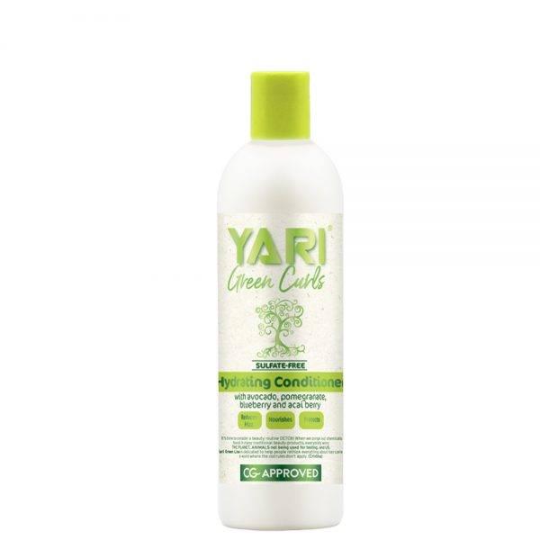 Yari Green Curls Ypatingai drėkinantis plaukų kondicionierius