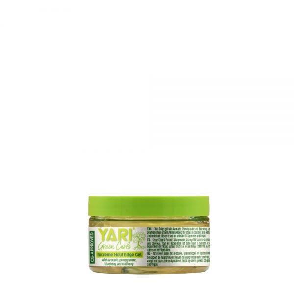 Yari Green ypatingai stiprios fiksacijos plaukų linijos formavimo gelis – vaškas